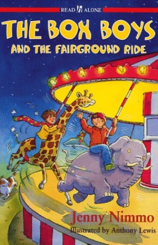 Box Boys and the Fairground Ride By Jenny Nimmo
