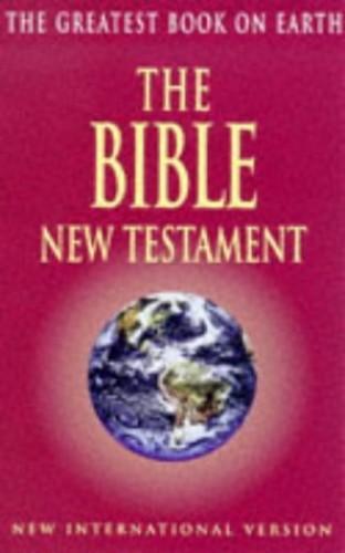 NIV New Testament Mass Market By Uk International Bible Society