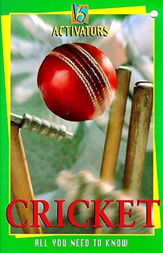 Activators Cricket By Clive Gifford