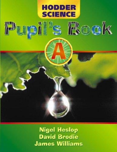 Hodder Science By Nigel Heslop