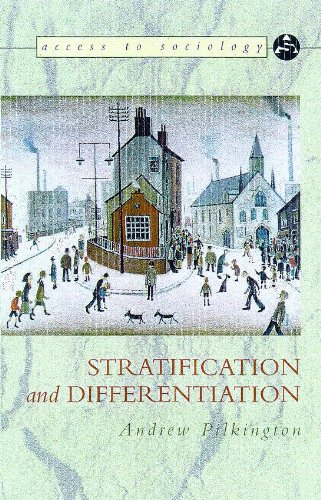 Stratification and Differentiation By Andrew Pilkington