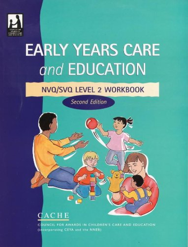 Early Years Care and Education By Alison Mitchell