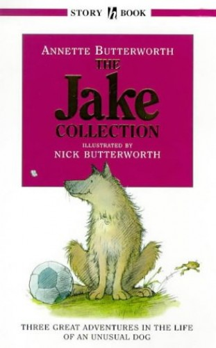 Story Book: Jake Collection By Annette Butterworth
