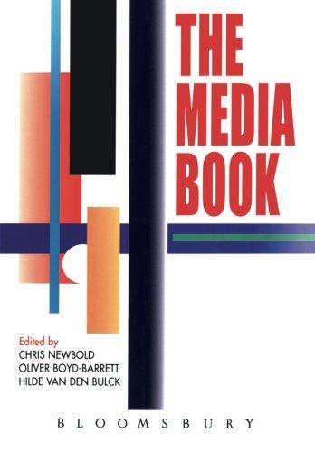 The Media Book Edited by Oliver Boyd-Barrett