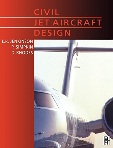 Civil Jet Aircraft Design By Lloyd R. Jenkinson