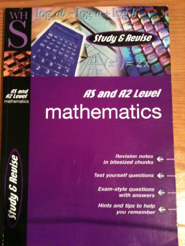 Whs Revise as/A2 Maths Firm * By Sue Chandler