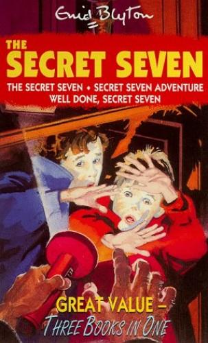 Secret Seven Bind Up (books 1-3) By Enid Blyton