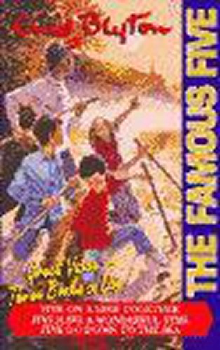 Famous Five Bind Up 3 In 1 Hb (10-12) By Enid Blyton