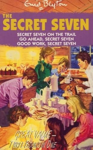 Secret Seven Bind Up (books 4-6) By Enid Blyton