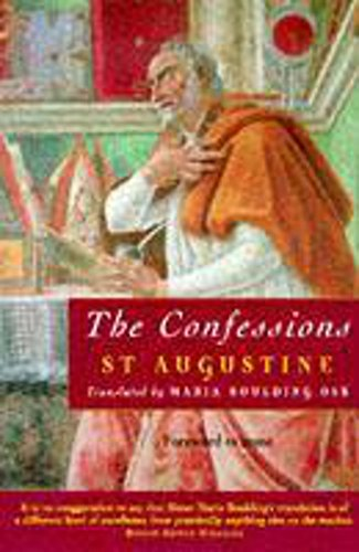 The Confessions By Maria Boulding