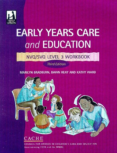 Early Years Care and Education By Marilyn Bradburn