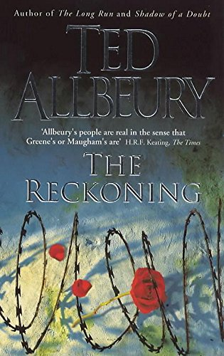 The Reckoning By Ted Allbeury