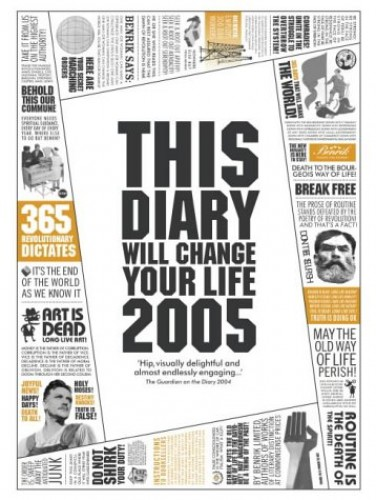 This Diary Will Change Your Life 2005 By Benrik Ltd
