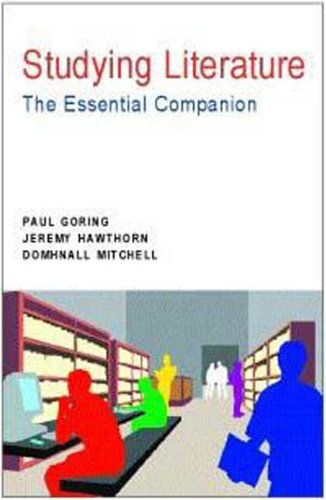 Studying Literature By Paul Goring