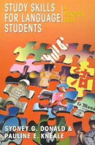 Study Skills for Language Students By Syd Donald
