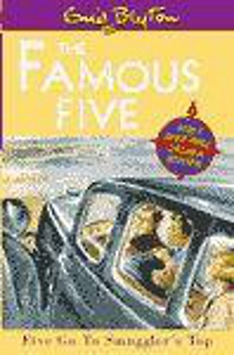 Five Go To Smuggler's Top: Book 4 (Famous Five) By Enid Blyton