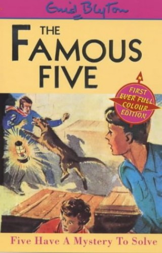 Five Have A Mystery To Solve: Book 20 (Famous Five) By Enid Blyton