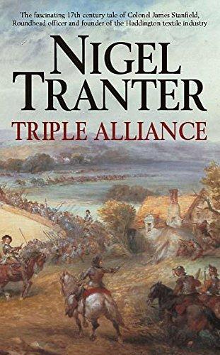 Triple Alliance By Nigel Tranter