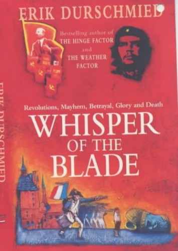 Whisper of the Blade By Erik Durschmied