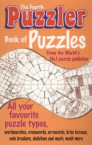 Puzzler Book of Puzzles(4) By Magazine Puzzler