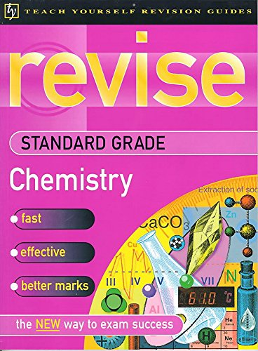 Teach Yourself Revise Standard Grade Chemistry By Norman Conquest