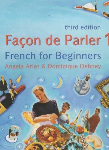 Facon De Parler By Angela Aries