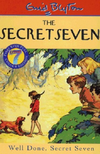 Well Done, Secret Seven By Enid Blyton