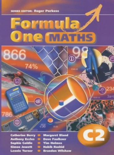 Formula One Maths Pupil's Book C2 By Anthony Eccles