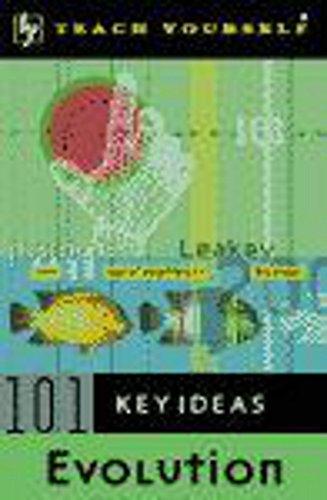 Teach Yourself 101 Key Ideas -Evolution By Morton Jenkins
