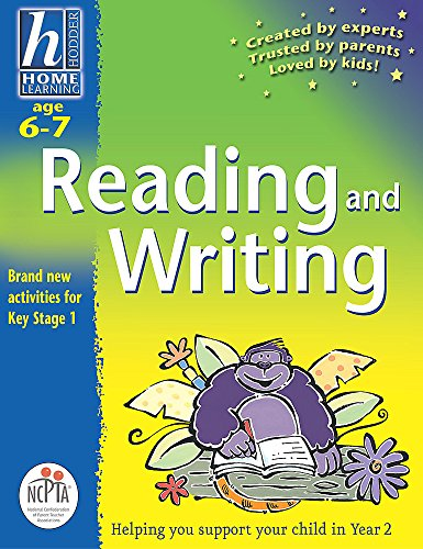 Hodder Home Learning: Age 6-7 Reading and Writing By Rhona Whiteford