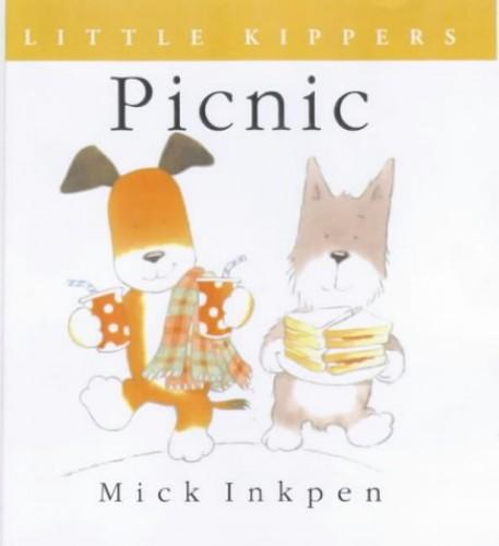 Kipper: Little Kipper Picnic By Mick Inkpen
