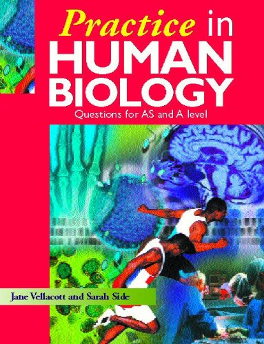 Practice In Human Biology By Jane Vellacott