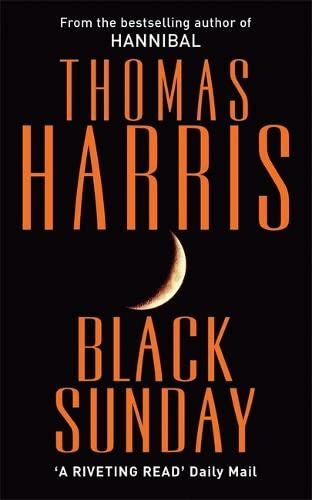 Black Sunday By Thomas Harris