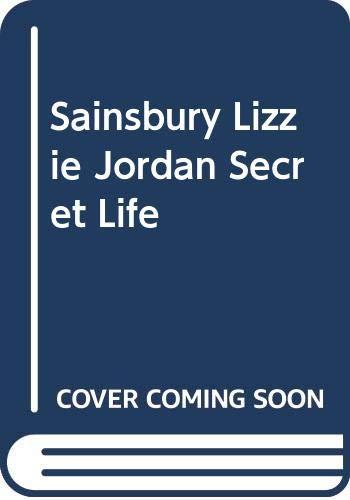 Sainsbury Lizzie Jordan Secret Life By Chris Manby
