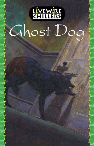 Livewire Chillers Ghost Dog By Brandon Robshaw