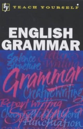 Teach Yourself English Grammar By Ron Simpson
