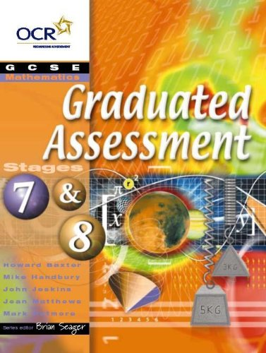 OCR Graduated Assessment GCSE Mathematics By Mark Patmore