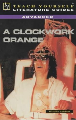 Teach Yourself Advanced Literature Guide: A Clockwork Orange By Sean Sheehan