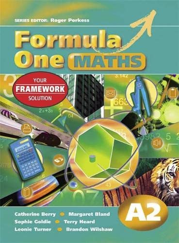 Formula One Maths Pupil's Book A2 By Catherine Berry