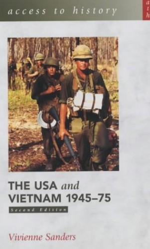 The USA and Vietnam By Vivienne Sanders