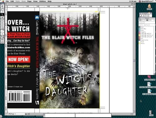Witch's Daughter By Cade Merrill