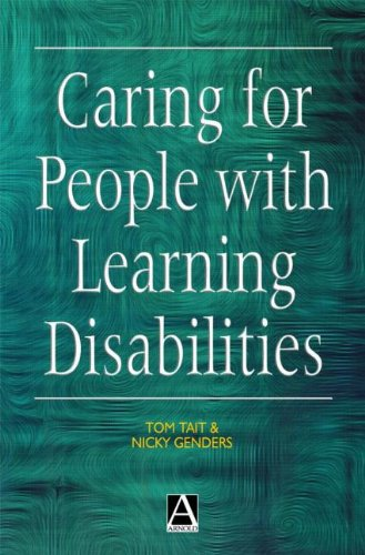 Caring for People with Learning Disabilities By Tom Tait