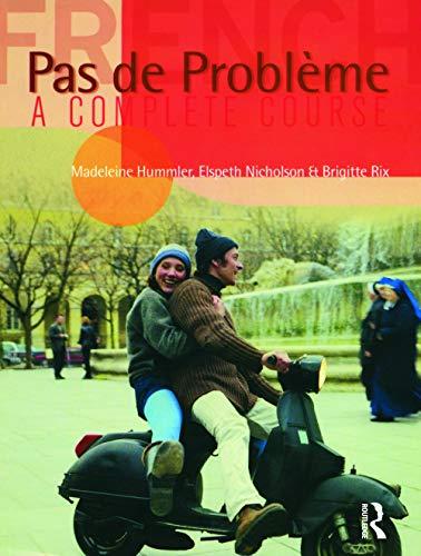 Pas de Probleme By Madeleine Hummler