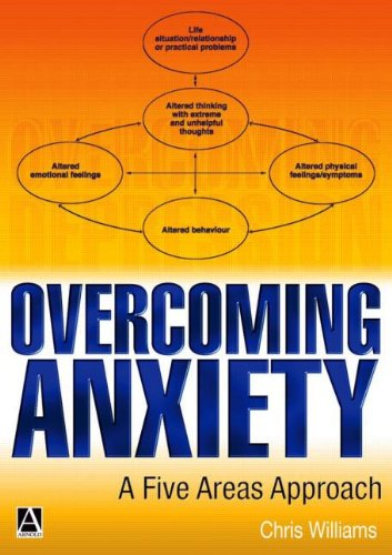 Overcoming Anxiety By Chris Williams