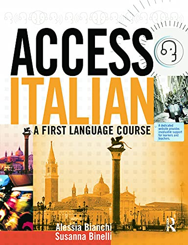 Access Italian By Susanna Binelli