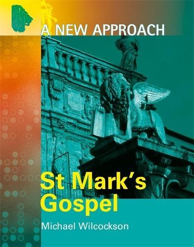 A-New-Approach-St-Mark-039-s-Gospel-ANA-by-Wilcockson-Michael-Paperback-Book-The