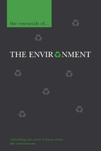 The Essentials of the Environment By Simon Ross