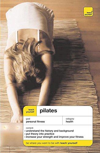 Teach Yourself Pilates By Matthew Aldrich