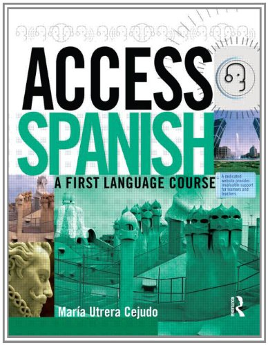 Access Spanish By Maria Utrera Cejudo