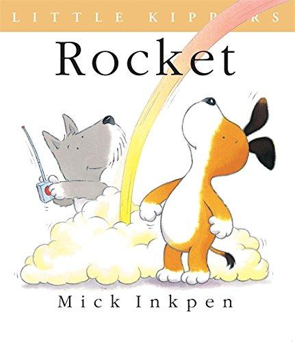 Kipper: Little Kipper Rocket By Mick Inkpen